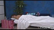 Exposed massage video pornhub video