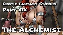 Erotic Fantasy Stories 19: The Alchemist