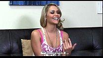 HD - CastingCouchX Mia Malkova hops up and down on big cock thumbnail