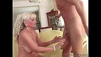 Old grandma and her younger lover Vorschaubild