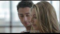 HD Passion-HD - Anjelica enjoys some big dick hotel lobby lust thumbnail