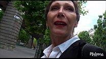 Carole mature veuve baisée par deux jeunes - Download mp4 XXX porn videos
