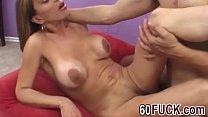 Классический секс ретро руками кунилингус трахают во влагалище