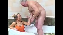 olderman and young girl thumbnail
