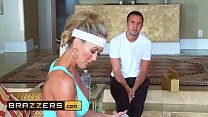 Big TITS in Sports - (Brandi Love, Keiran Lee) - Shake his Dick - Brazzers