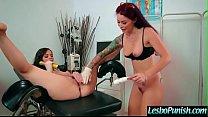 Punish Sex Using Sex Toy Dildos Between Lesbo Girls (Monique Alexander & Nekane Sweet) movie-24