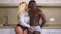 Bldie Fesser In a Hot Interracial Scene - 9Club.Top