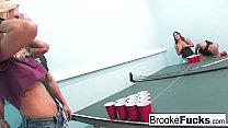 Brooke has a crazy orgy