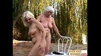 Old blondes open area lesbian sex thumbnail
