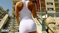 BANGBROS - Latina MILF Franceska Jaimes Gets Pounded On Ass Parade! - 9Club.Top