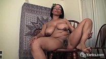 Yanks Natalia Johnson Rides A Chair pornhub video