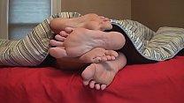BIG FOOTSIE LESBIANS pornhub video