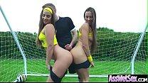 Deep Hard Anal Sex With Big Round Ass Slut Girl (Amirah Adara & Mea Melone) video-03 - download porn videos