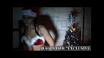 Miss Santa gets down for X-mas - download porn videos