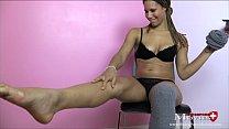 Junge Stuhl-Stripperin braucht Schwanz zum Ficken - SPM Carmela20 SC18 Vorschaubild