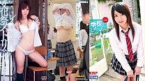SexPox.com - Japanese Schoolgirl Underwear And School Uniform In The Her Apartment jav lingerie