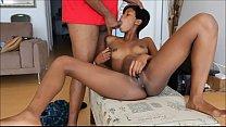 Amateur Black Girl he Met online