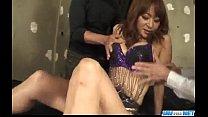 Massive Asian hardcore sex with Hikaru Wakabayashi thumbnail