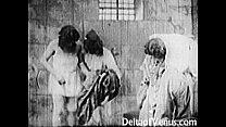 Antique Porn 1920s - Bastille Day thumbnail