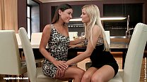 Lesbians In Vogue - by Sapphic Erotica lesbian sex with Lila Iwia preview image