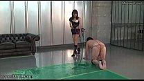 Japanese Femdom Kaede Cock Punishment and Cunnilingus缩略图