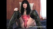 50 Years Kinky Mom Teasing At Home