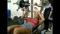 Muscle girl naked thumbnail