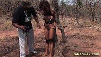 extreme safari sex fetish orgy image