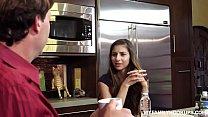 Free download video bokep Nina North enjoys a hot fuck after breakfastALI...