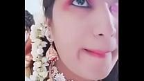 Hot Swathi naidu romantic and sexy first night short film making part-11