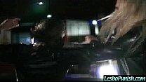 When Hot Lez Meet Mean Lesbo Sex Get Hard Style video-09