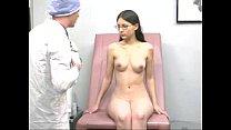 Larisa gyno examination