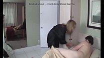 Mom Helps Son Masturbate thumbnail