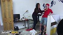 BANGBROS - Big Tits Stepmom Ava Koxxx Puts Sam In His Muthafuckin'_ Place