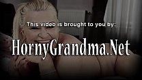 Alte Rothaarige Oma Cum