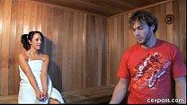 Getting Hot in the Sauna