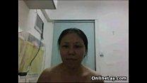 Chinese Webcam Slut Teasing
