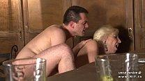 Naughty french mature hard sodomized in a bar w cum 2 mouth - trike patrol altea thumbnail