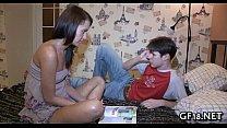 Российский массаж порно видео