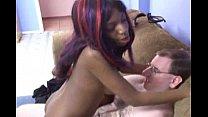 horny interracial porn