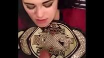 WWE diva Paige cumshot video's Thumb