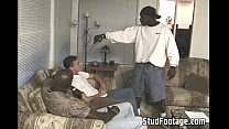 2 Gay Black Thugs Fuck White Boy's Ass