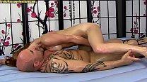 Alex Tanner Gives Sensual Erotic Massage   Sex and BJ! thumbnail