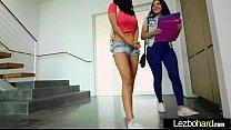 (Valentina Nappi & Luna Stars) Teen Lesbians Play In Hot Act movie-30's thumb