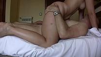Pamela Sanchez follando en video porno casero con follamigo صورة