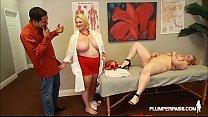 Busty Doctor Samantha 38G Fucks Sexy NIkky Wilder and Stud pornhub video
