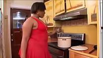 Fat Booty Ebony Lady Takes The Same BBC Twice pornhub video