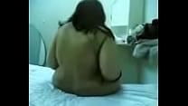 arabic chubby fat girl sucks