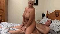 Granny Robyn Ryder Gets Fucked Hard's Thumb