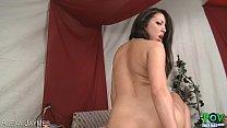 Hottie Alexa Jaymes take cock in POV pornhub video